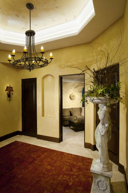 Decorative painting and venetian plasterdecorative for Venetian interior design ideas for your home