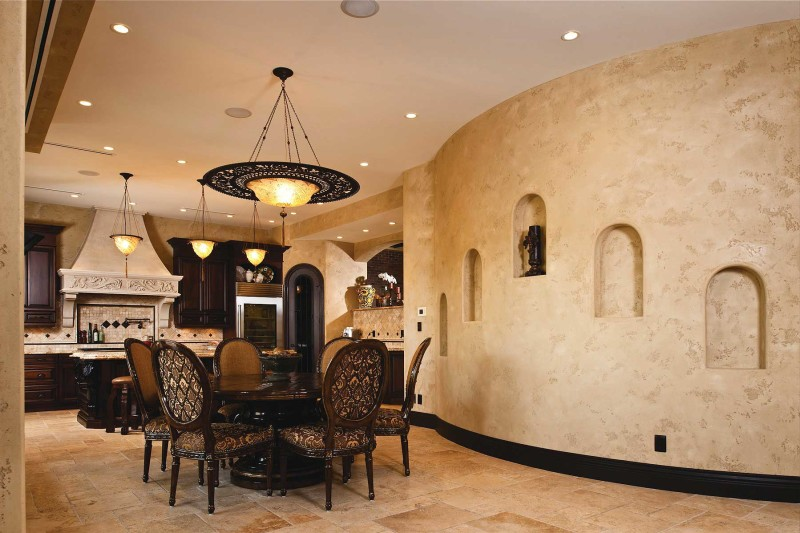 Venetian Plaster Finishes In Vancouver Decorative